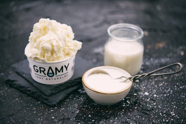 GRAMY - lody śmietankowe