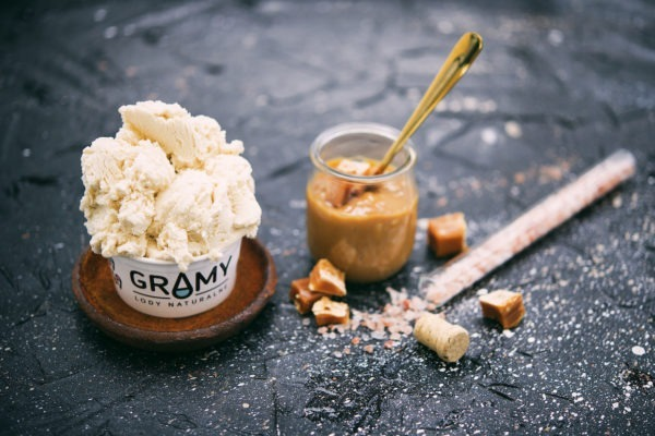 GRAMY - lody solony karmel